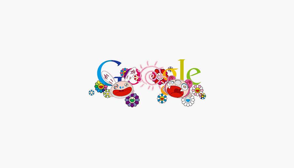Takashi Murakami x Google Solstice