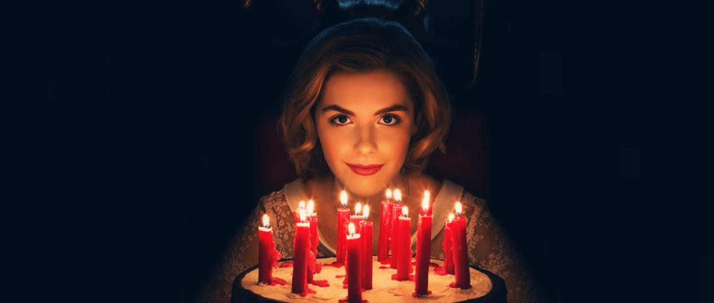 Chilling Adventure of Sabrina