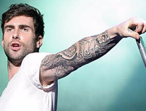 222 tattoo Adam