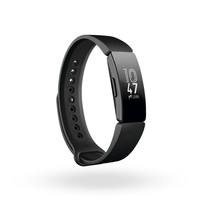 Fitbit Inspire 3QTR Core Black